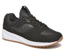 Grid 8500 Sneaker in schwarz