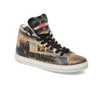 Urban style w Sneaker in mehrfarbig