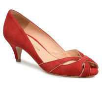 Encroisa Pumps in rot