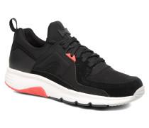 Drift Sneaker in schwarz