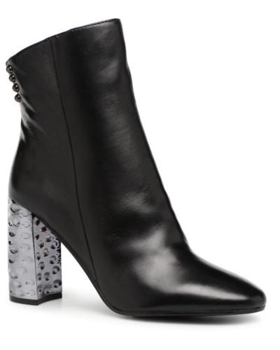 U1401G Stiefeletten & Boots in schwarz