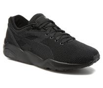 R698 Knit Mesh V2.2 Trinomic Sneaker in schwarz