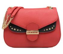 Porté épaule Double Flap Handtaschen für Taschen in rot