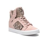 Supra - Skytop Wedge W - Sneaker für Damen / rosa
