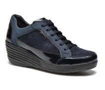 Ebony 4 Sneaker in blau