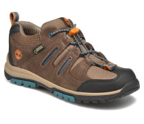Zip Trail GTX Ox Sneaker in braun