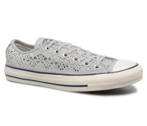 CTAS OX PURE Sneaker in silber