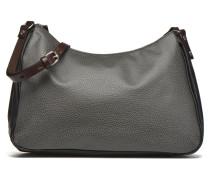 Besace grainée Handtaschen für Taschen in grau