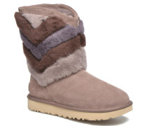 W Tania Stiefeletten & Boots in grau
