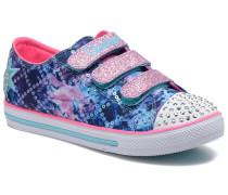 Chit ChatDazzle Days Sneaker in blau