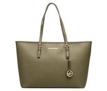 JET SET MD TZ MULTIFUNCTION TOTE Handtaschen für Taschen in grün