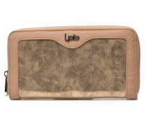 Compagnon Brillant Portemonnaies & Clutches für Taschen in goldinbronze