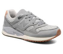W530 Sneaker in grau