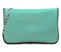 Crossbody suède Handtaschen für Taschen in blau