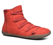 Peu Cami 46104 Stiefeletten & Boots in rot