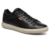 Perris Derby Sneaker in schwarz