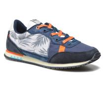 Sydney marine Sneaker in blau