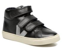 ESPLAR MID SMALL VELCRO LEATHER Sneaker in schwarz
