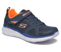 Equalizer Quick Race Sneaker in blau