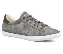 Miana Lace Up Sneaker in grau
