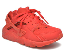 Huarache Run (Ps) Sneaker in rot