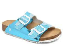 SHOES_BIO 6 Sandalen in blau
