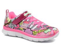 Skech Appeal Cuite Pop Sneaker in rosa