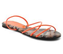 SPIRAL Sandalen in orange