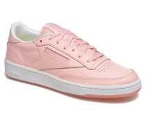 Club C 85 Face Sneaker in rosa
