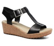 Kamara Kiki Sandalen in schwarz