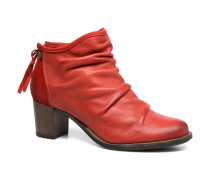 Carter Stiefeletten & Boots in rot
