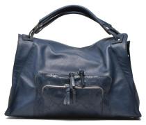 Vitamine Handtaschen für Taschen in blau