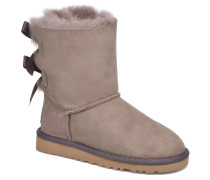 Bailey bow Stiefeletten & Boots in grau