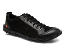 Melbourne 783 Sneaker in schwarz