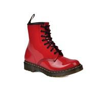 1460 W Stiefeletten & Boots in rot