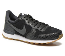 W Internationalist Prm Sneaker in schwarz