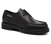 Peppo Schnürschuhe in schwarz