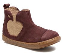 Bouba Apple Stiefeletten & Boots in weinrot