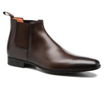 William 15312 Stiefeletten & Boots in braun