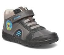 BrontoRoar Inf Sneaker in grau