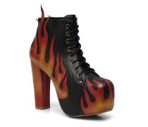LITA FLAME Stiefeletten & Boots in schwarz