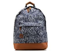 Delft Crockery Backpack Rucksäcke für Taschen in blau