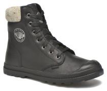 Pampa Knit LP F Stiefeletten & Boots in schwarz