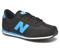 KL410 J Sneaker in schwarz