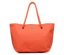Summer Shopping bag L Handtaschen für Taschen in orange
