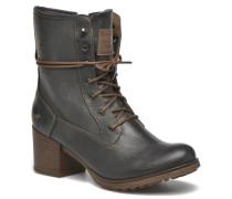 Muasta Stiefeletten & Boots in grau
