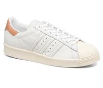 Superstar 80S W Sneaker in beige