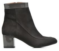 Queens Cross #17 Stiefeletten & Boots in grau