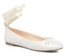Eaton Ballerinas in weiß