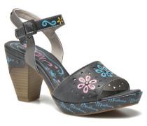 Bilte Sandalen in grau